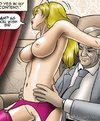 Blonde submissive goes for an anal ride. The Society 2 Purgatory By Erenisch.