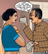 Husband dislikes his wife's spending habits
