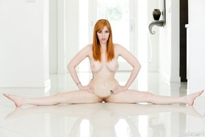 American spandex flexible mom