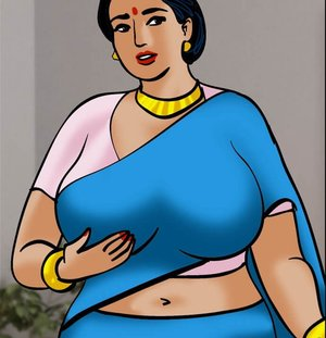 Curvaceous Indian wife decides to spice things up