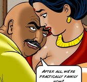 Dirty uncle lusts after a gal who is almost family