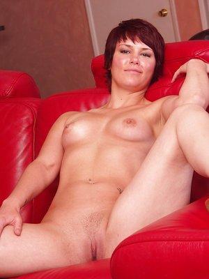 Horny hot milf mom