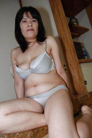 Brunette panties masturbation
