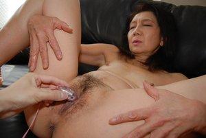 Tiny tits asian mom pov