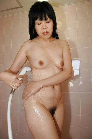 Saggy tits asian mom