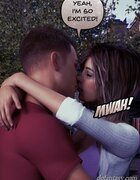 Summer trip holds sexual surprises for college girl. Kayla'S Summer Break