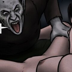Ghouls pressure naked slave to spread - BDSM Art Collection - Pic 4