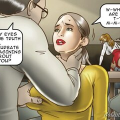 Masterful gent makes his domineering - BDSM Art Collection - Pic 3
