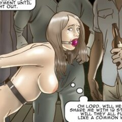 Leg spreader and cuffs keep gal - BDSM Art Collection - Pic 3