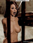 Naked enslaved girl desperately screams for help. Collector By Arctoss.