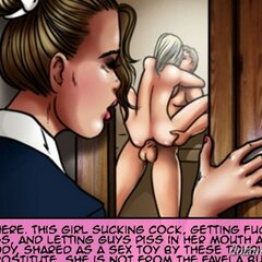 Sexy maid longs for sexual adventure. - BDSM Art Collection - Pic 3