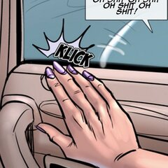 Women experience a frightening car - BDSM Art Collection - Pic 4