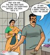 Indian husband caught masturbating to sexy images