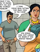 Indian wife discovers hubby masturbating