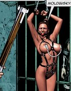 Frightening day for good-looking bound sex slave. Dominus  By Aquila.
