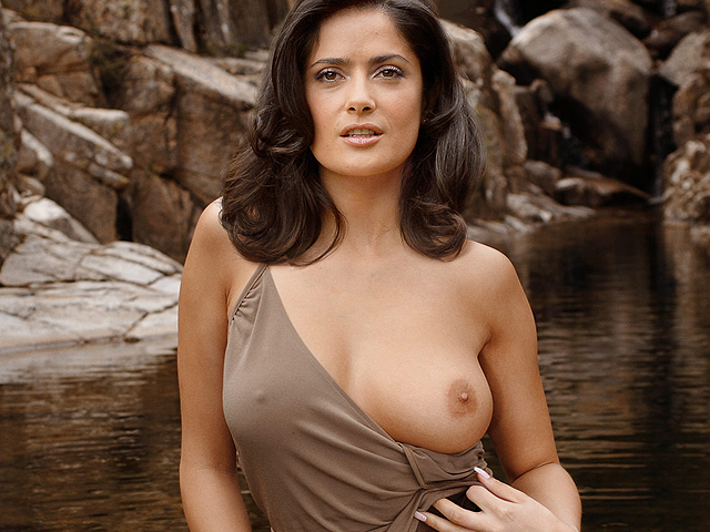 Salma Hayek Porn Movies