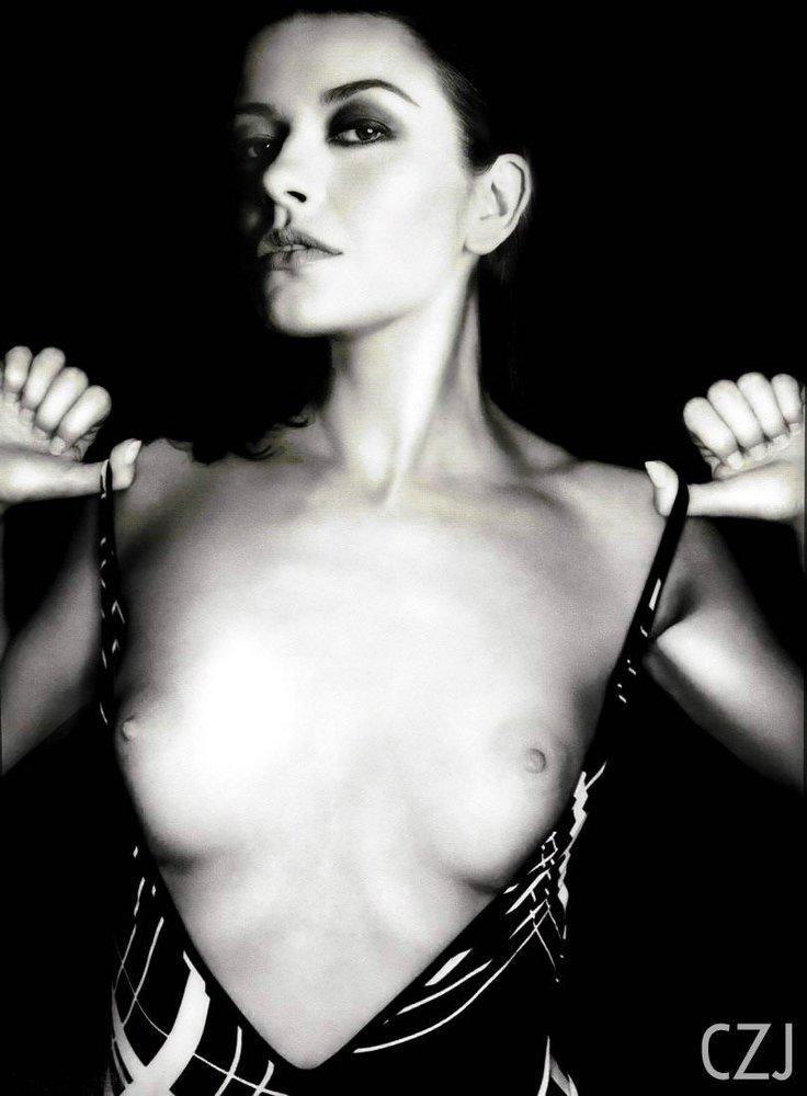 Topless Catherine Zeta Jones Sex Nude Pics