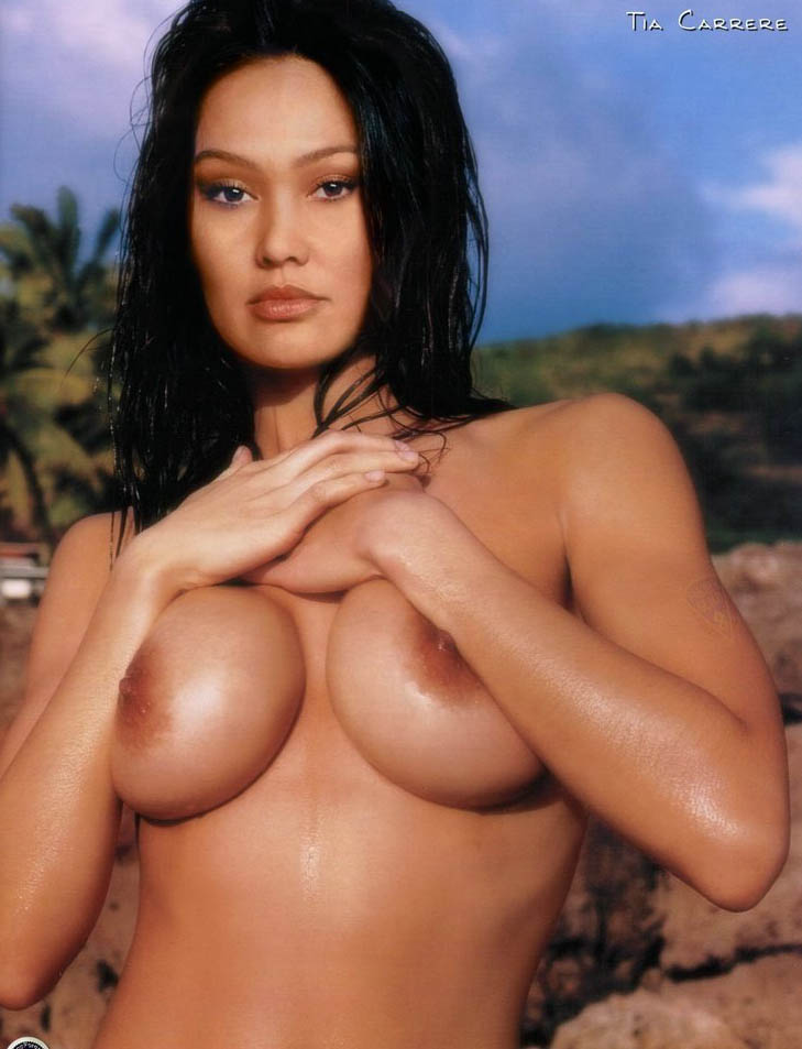 Tia carrere pussy really. And