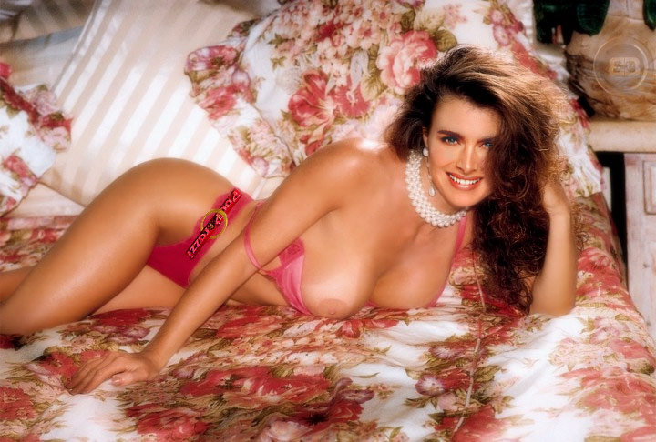 Famous Stars Naked Brooke Shields Showing - Xxx Dessert -3755