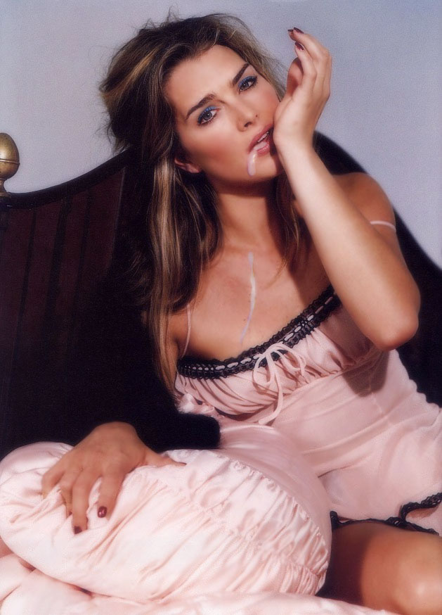 Brooke Shield Xxx Porn - Brooke Shields showi - XXX Dessert - Picture 16