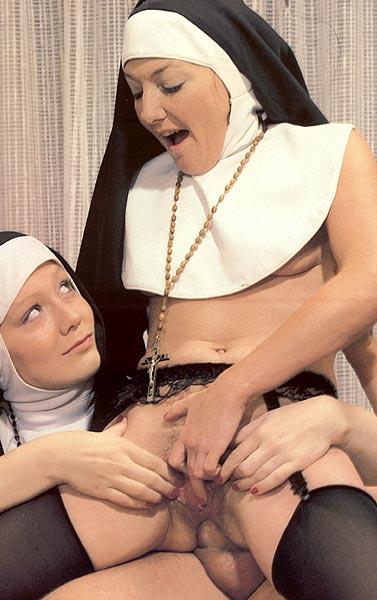 Nonnen Porn