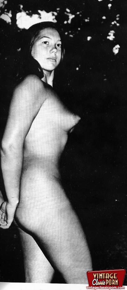 Wife massage oil nude
