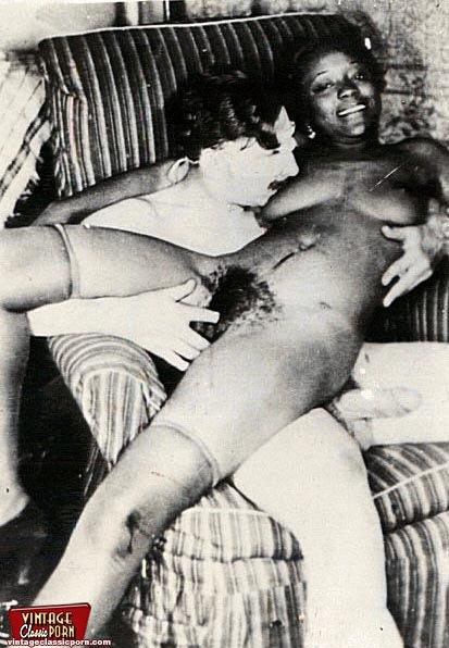 Best of 70s Black Sex
