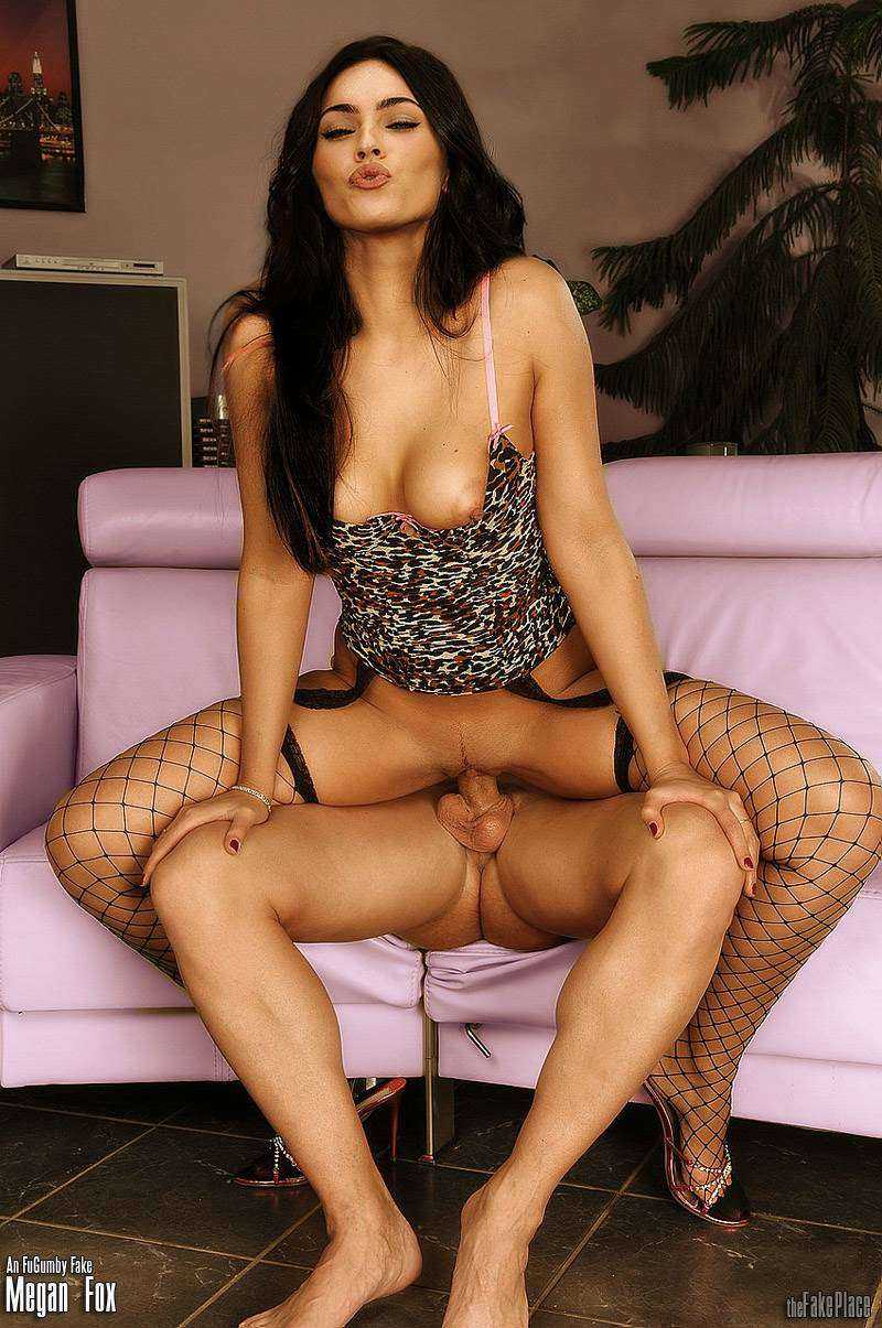 Megan Foxs Super Hot Fake H Xxx Dessert Picture