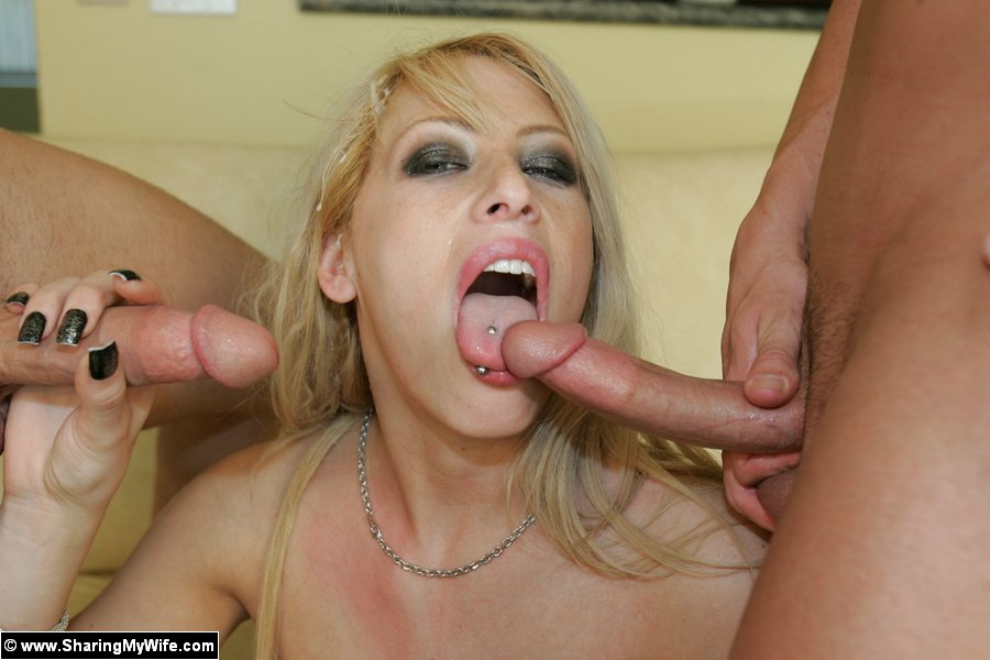 Double End Dildo Squirt