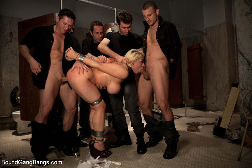 Join. candy manson bound gangbang something is