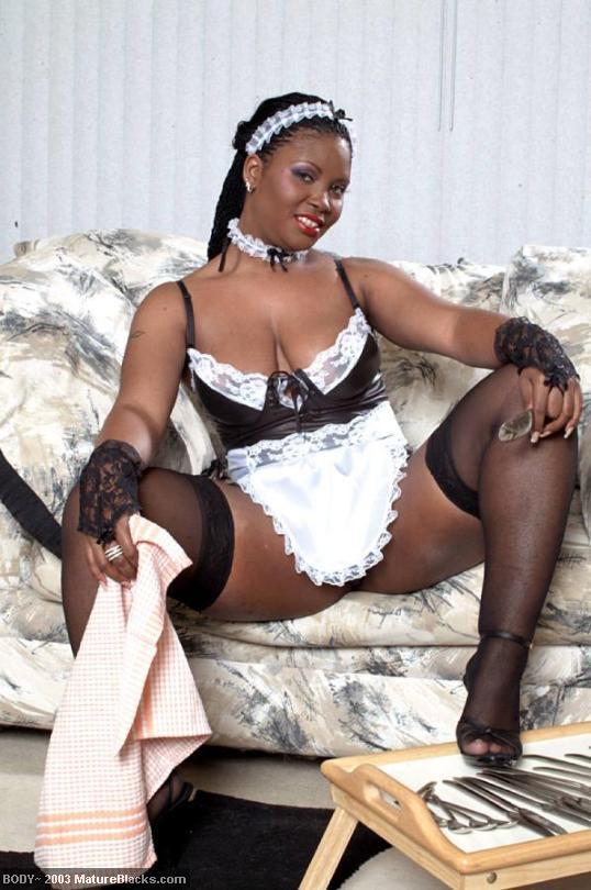 Ebony Teen Panties The Side