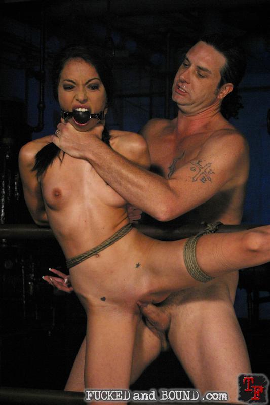 Daisy Marie Pornstar Old Tits Bondage 1