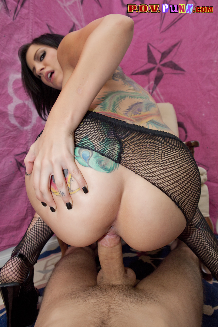 Amy Anderssen Strapon