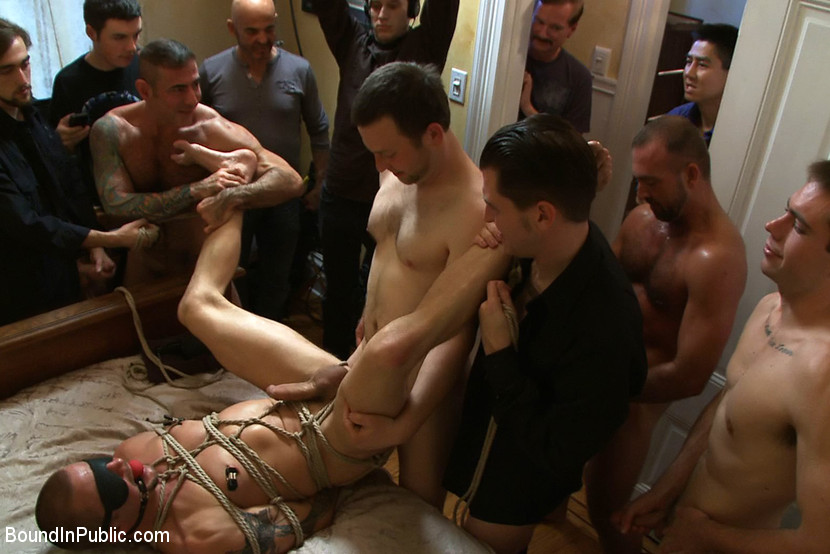 Guys having gay sex for the first time