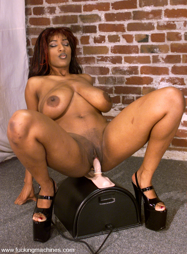 Ebony Creampie Keep Fucking