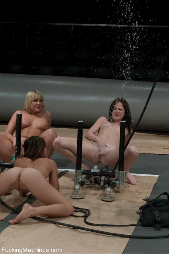 3 κορίτσια squirt