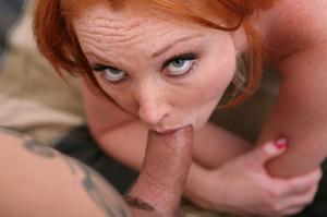 Hot red head. ,wlr,Vixen Vogel - Hi Def, - XXX Dessert - Picture 12