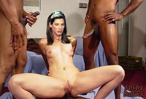Nude celeb porn. Hot celeb Sandra Bulloc - XXX Dessert - Picture 2