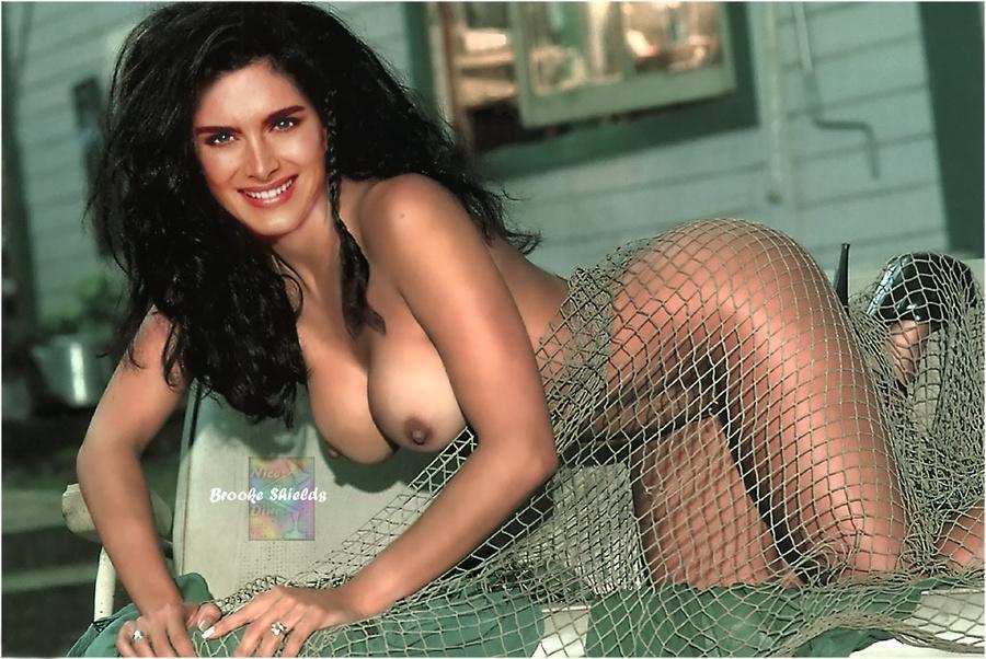 Brooke Shield Xxx Porn - Brooke Shields showi - XXX Dessert - Picture 10 ...