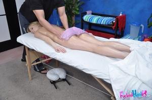 Teen porn. Hot 18 year old blonde fucks  - XXX Dessert - Picture 7