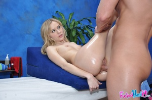 Teen porn. Hot 18 year old blonde fucks  - XXX Dessert - Picture 15
