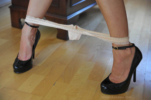 Pantyhose feet. St. Mackenzies. - XXX Dessert - Picture 13