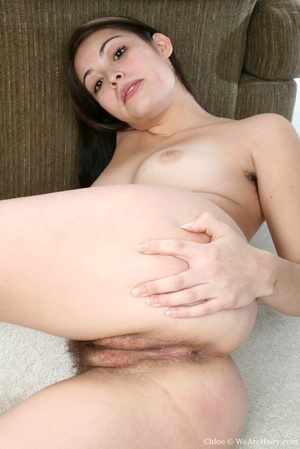 Hairy nude. Watch as Chloe strips and ha - XXX Dessert - Picture 15