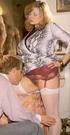 retro xxx seventies lady