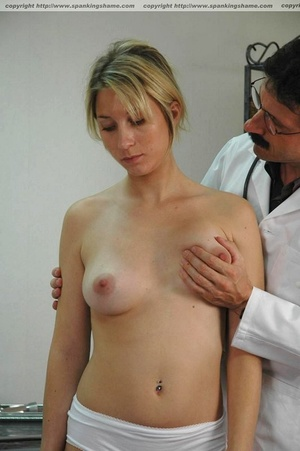 Naked girls in medical exams, elf sexy cosplay nude