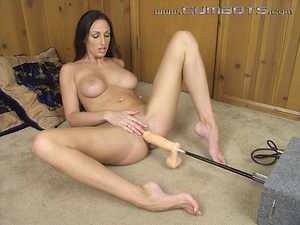 Sex machine orgasms. Rhiannon Bray. - XXX Dessert - Picture 12