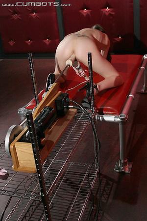 Machine sex. Hailey Young. - XXX Dessert - Picture 10