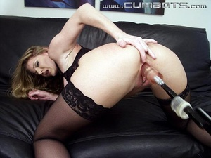 Sex machine xxx. Amber Michaels. - XXX Dessert - Picture 7