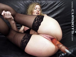 Sex machine xxx. Amber Michaels. - XXX Dessert - Picture 14
