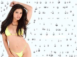 India nude girls. Sunny Leone Wallpapers - XXX Dessert - Picture 10